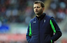 Tim Sherwood and his gilet have been shown the door at Tottenham