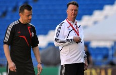 'Van Gaal wanted every day of training treated as if it was the last one' – Ivica Olić