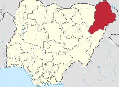 The state of Borno where the attack occurred.