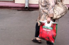 The mystery of the Dunnes Stores bags spotted all over Russia
