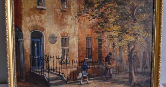 Pics: Gardaí find stolen art from the 1980s but aren't sure where it's from