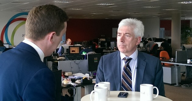 VIDEO: Alex White on how austerity affects him and whether Joan Burton hurt his feelings