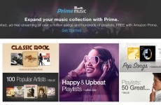 Amazon enters music streaming market by launching Prime Music
