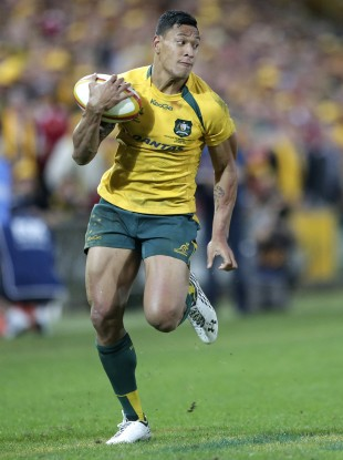 Folau would be lethal in the open spaces of the sevens game.