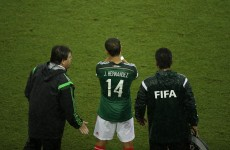Hernandez has 'huge possibility' if he leaves United, says Mexico boss Herrera