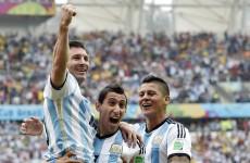 As it happened: Argentina v Nigeria, Bosnia-Herzegovina v Iran, World Cup Group F