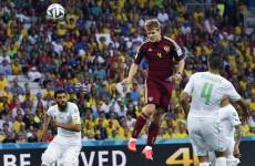 As It Happened: Belgium v South Korea, Algeria v Russia – Group H World Cup 2014