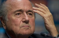 'Blatter must go,' say top football officials