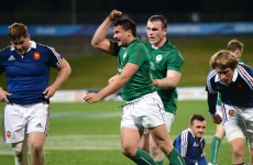 Cian Kelleher confident Ireland U20s can topple England to reach JWC final