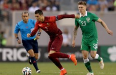 As it happened: Ireland v Portugal, international friendly
