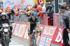 Ireland's Philip Deignan claims runner-up spot in Tour of Switzerland stage