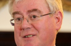 'Pinning the flesh back together is painful' – Eamon Gilmore's, um, graphic take on austerity