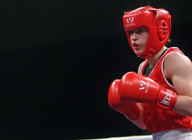 Katie Taylor is into another major final.