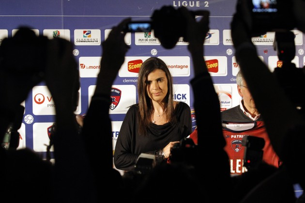 France Soccer Helena Costa