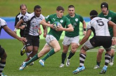 Ireland's Ringrose among nominees for IRB Junior Player of the Year