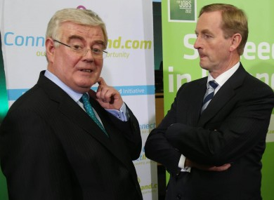 The Tánaiste and Taoiseach are being heavily criticised for their handling of the banking inquiry so far