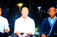 VIDEO: Thierry Henry and the BBC panel joke about the famous Ireland-France handball