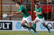 Analysis: Ireland's new-look midfield shows promise in Argentina