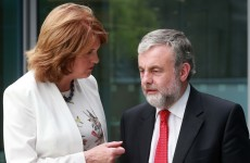 'We should not fear increases in the minimum wage.' – Joan Burton links recovery with wages