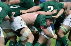 There's a raft of quality international rugby fixtures this weekend