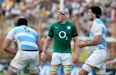 Analysis: Loss of Plumtree a major blow for Ireland but O'Connell can cope