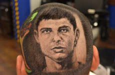 Texas barber turning heads with designs of Ronaldo, Ochoa and World Cup stars