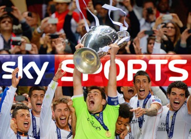 Sky promise up to 600 live games on SS5 next season, including exclusive Eredivisie coverage.