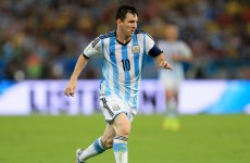 As it happened: Argentina v Bosnia-Herzegovina, World Cup 2014, Group F