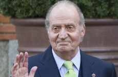 The Spanish King is abdicating after 39 years on the throne