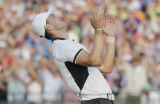 Kaymer canters to emphatic US Open win