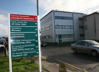 University Hospital Galway