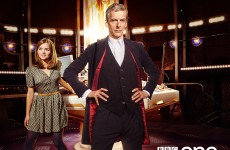 Peter Capaldi's Doctor Who debut leaks online six weeks before air date