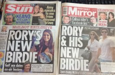 Rory McIlroy might have a new lady and she's not Nadia Forde