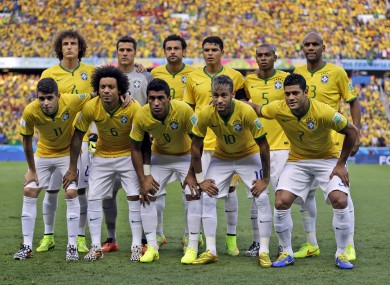Brazil have reached the semi-finals despite some underwhelming performances.