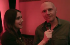 "Comedian Bill Burr gives a one minute answer to ""can women be funny?"""