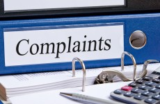 Poll: Have you ever made an official complaint about a company?