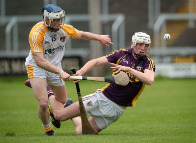 Liam Ryan has been a regular feature in the Wexford senior team this summer.