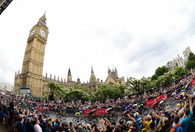 Cycling - Tour de France - Stage Three - Cambridge to London