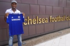 Life in the old Drog yet: Veteran striker rejoins Chelsea on one-year deal
