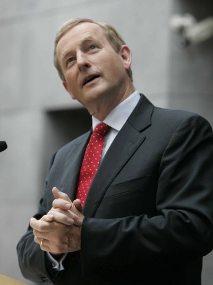 The Taoiseach had much to consider this week