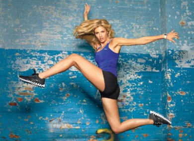 Fox Sports writer Erin Andrews is a CrossFit enthusiast.
