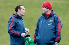 Munster assistant coach Ian Costello looks to defensive progress