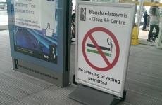 E-cigs banned in nation's biggest shopping centre