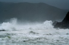 Two dead as typhoon bears down on Japanese mainland