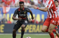 'I'll step up and everyone has to' – Sturridge confident about life after Suarez