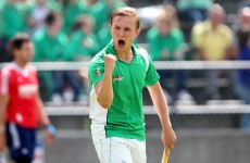 Irish hockey team claim historic victory over England