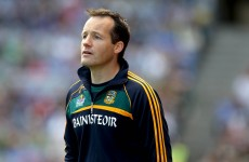 Meath couldn't cope with Dublin's physicality and intensity, admits O'Dowd