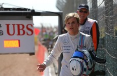 Susie Wolff becomes first woman in F1 for 22 years