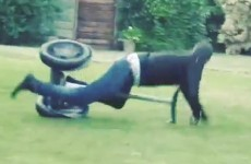 Golfer breaks rib in Segway fall, posts video to Instagram anyway