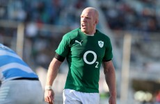 'The World Cup for me is a long way away' – Ireland captain O'Connell